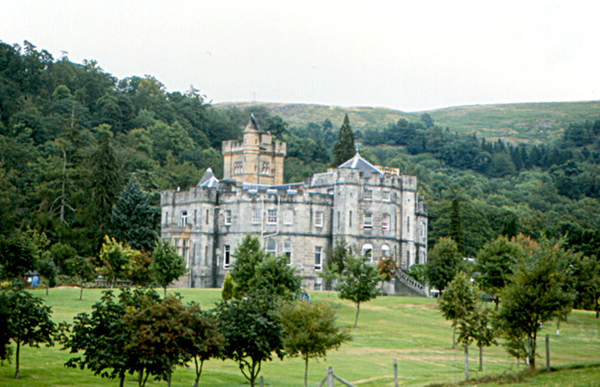 University of Stirling - Airthrey Castle